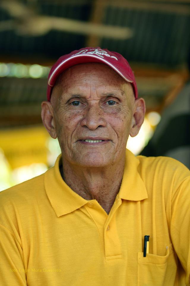 Carlos Zapata dirigente Santacruceño.