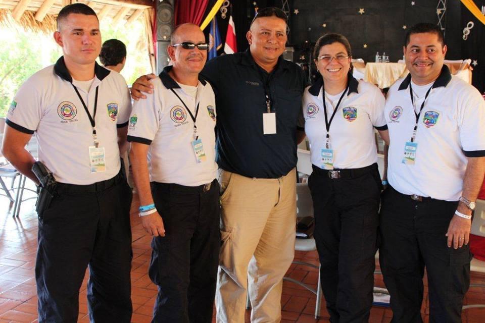 Agentes del FBI  realizan capacitación a Fuerza pública Turística en Condovac la Costa.