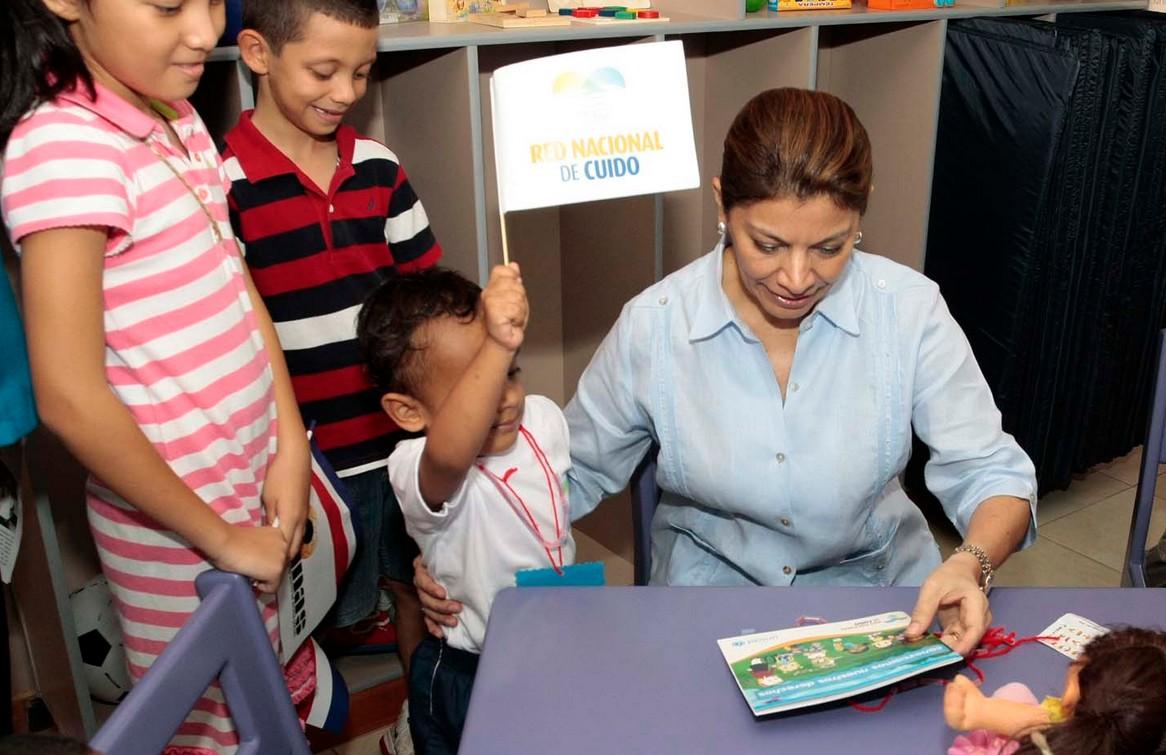 Gobierno invierte más ¢ 450 millones para fortalecer la red de cuido en Guanacaste