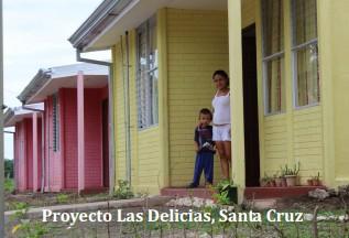 Proyecto de Vivienda en Santa Cruz beneficia a 78 familias