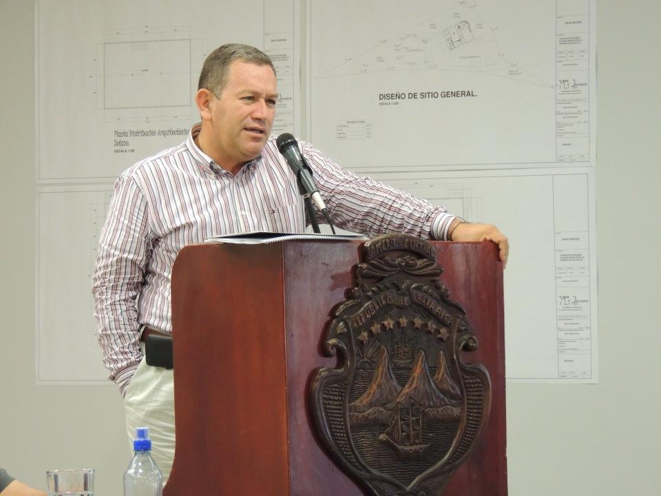 El alcalde de Nicoya invitó a la presidenta de la República a participar en una manifestación el próximo jueves para repudiar las manifestaciones de Ortega