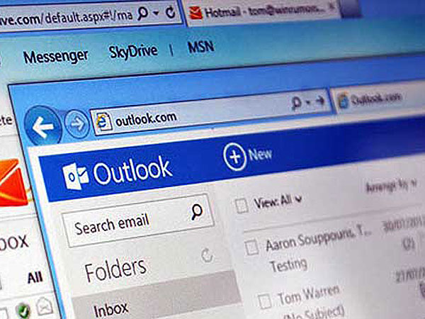Outlook, sin servicio a nivel global