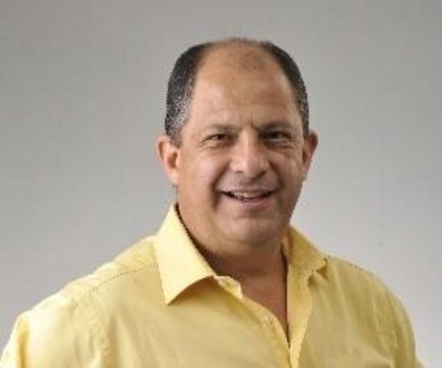 Candidato a la Presidencia Luis Guillermo Solís Visitará Santa Cruz