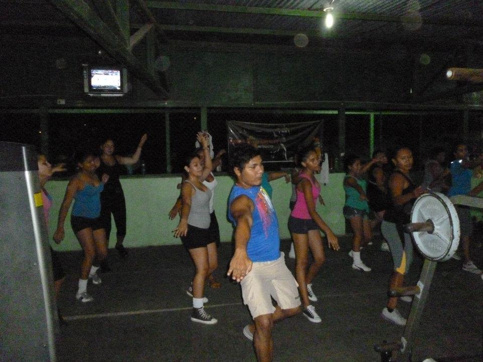 [Audio] Baile y pierda peso con clases baileterepia