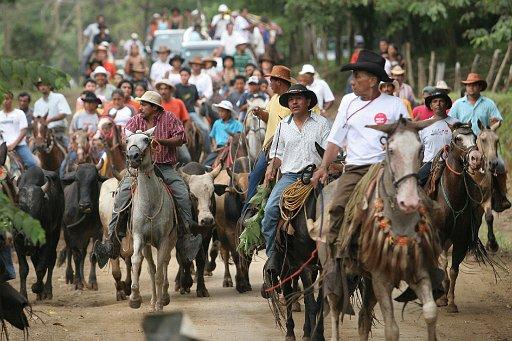Comunidad de Santa Rosa se prepara para festejar sus tradicionales Fiestas