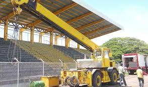 Estadio de Liberia tendrá cacidad para más de 4000 personas