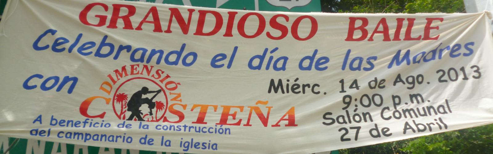Comunidad de 27 de Abril celebra, el día de las Madres con Dimensión Costeña
