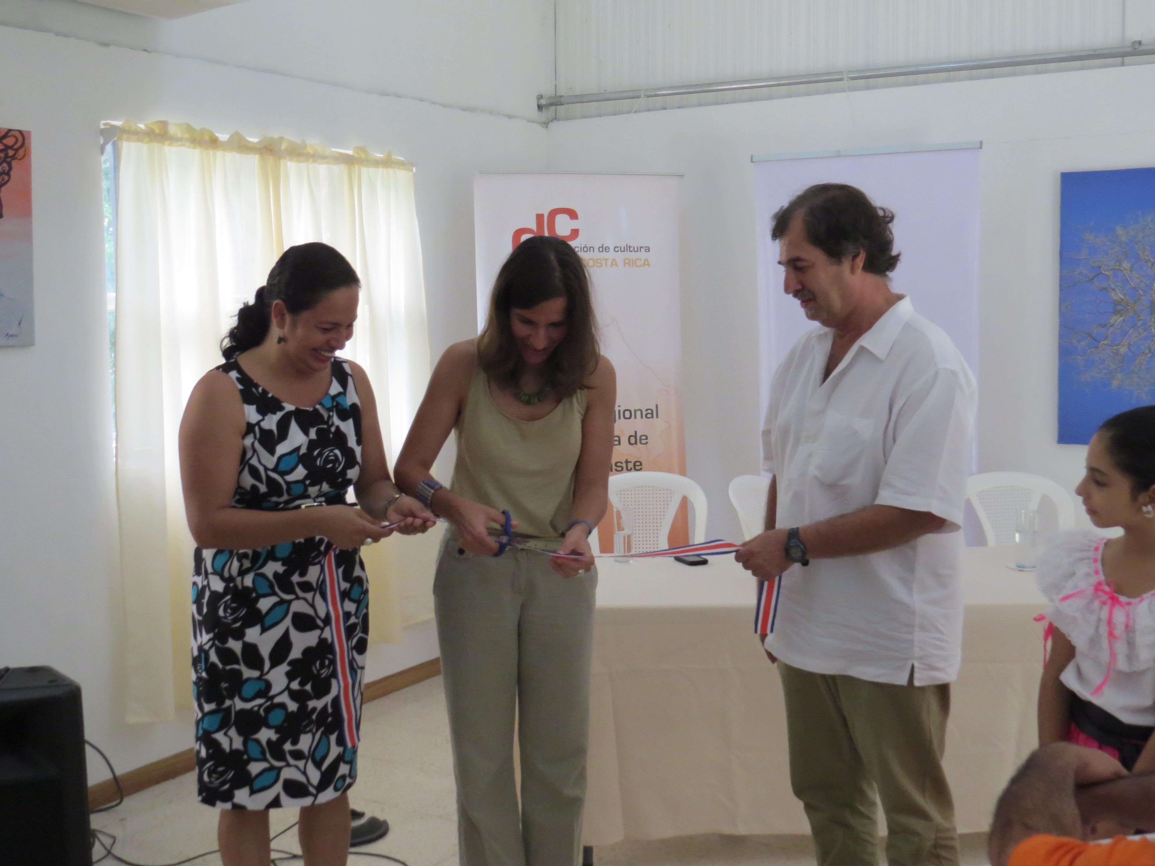 Se inaguro nuevo recinto para el desarrollo cultural de toda la provincia de Guanacaste
