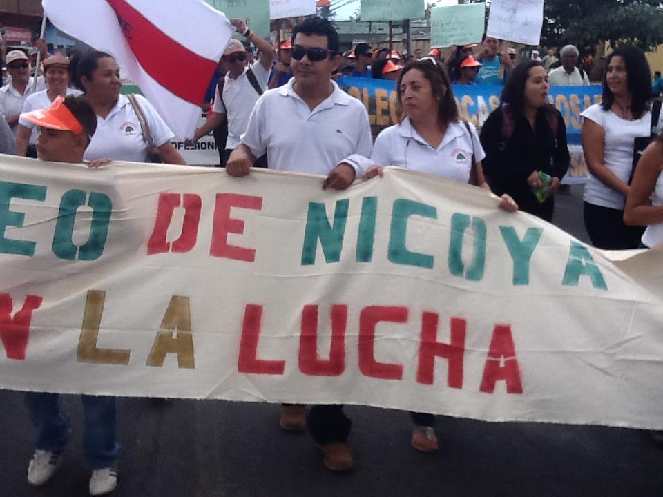 """Foro de Guanacaste descarta participación en """"Marcha por la Patria"""""""