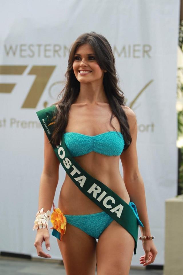 Miss Costa Rica Fabiana Granados coronará reina Infantil en el Centro Educativo Espíritu Santo en Santa Cruz