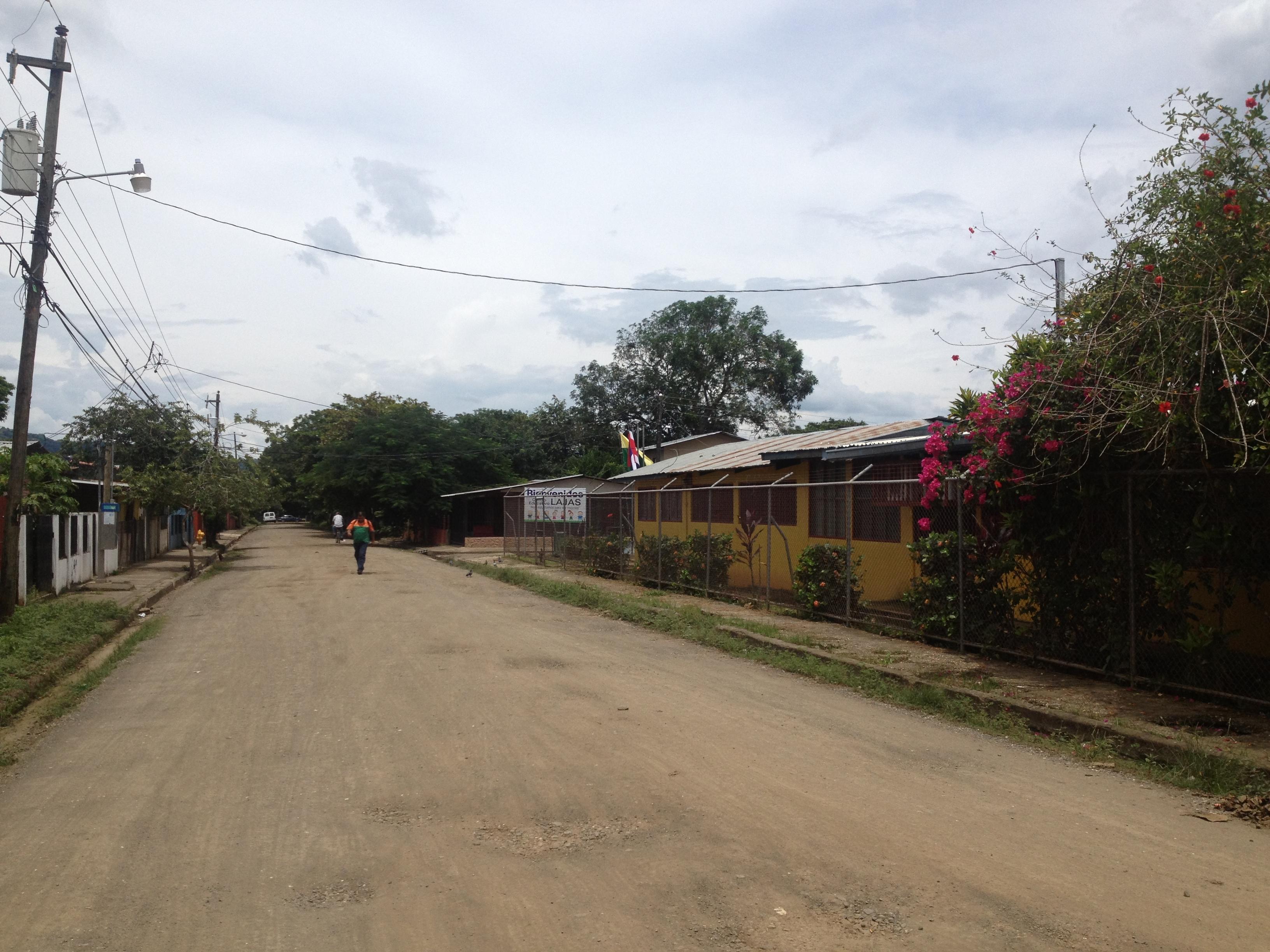 Comunidad de Barrio Lajas se organiza, para formar un nuevo Comité