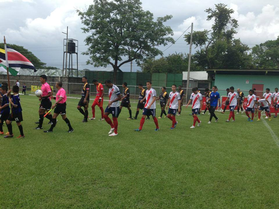 Municipal Liberia cae en Casa 1-3 contra Barrio México en la Liga de Ascenso