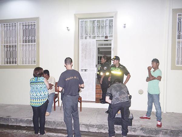 Sospechoso de matar a empleada doméstica en Liberia, intentó suicidarse