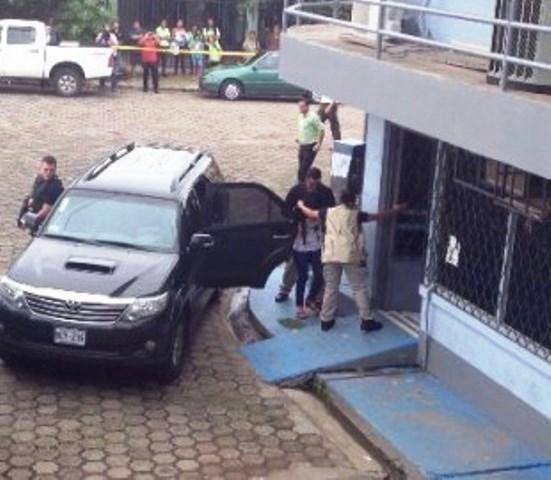 Fiscalía de Cañas Detienen a cuñada del exgerente del Banco Nacional de Cóbano por simular violación y asalto