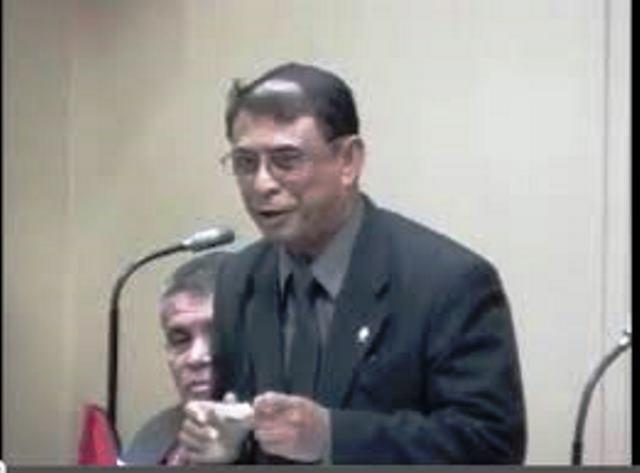 Diputado Guanacasteco Ernesto Chavarría, se uniría a Johnny Araya en Octubre