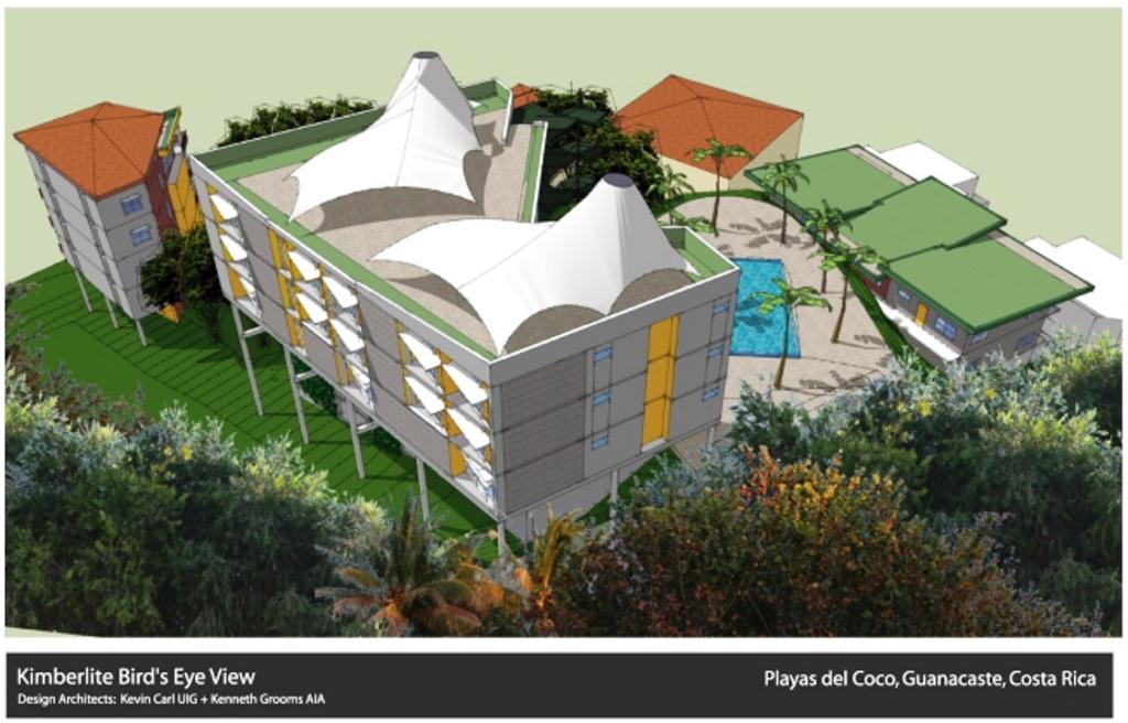 Proponen crear centro internacional de arte y cultura en Playas del Coco
