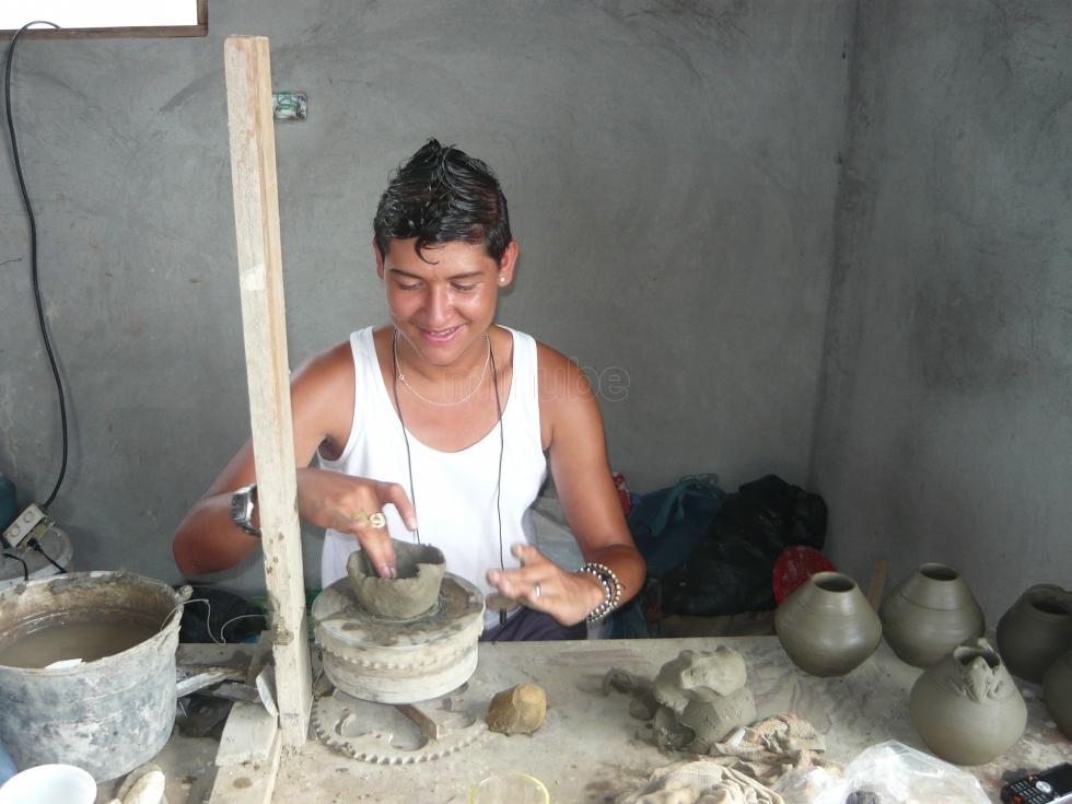 Acérquese a San Vicente de Nicoya, y conozca el Ecomuseo de la cerámica Chorotega