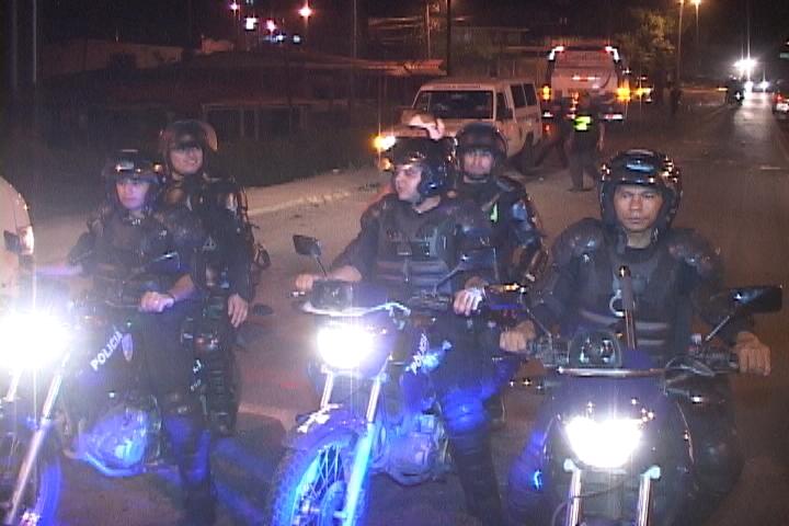 [Última Hora] Balacera desata persecución en el centro de Santa Cruz