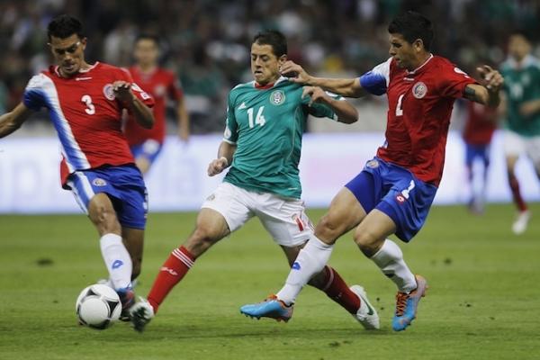 Costa Rica VRS México se jugará el martes 15 de Octubre por disposiciones reglamentarias