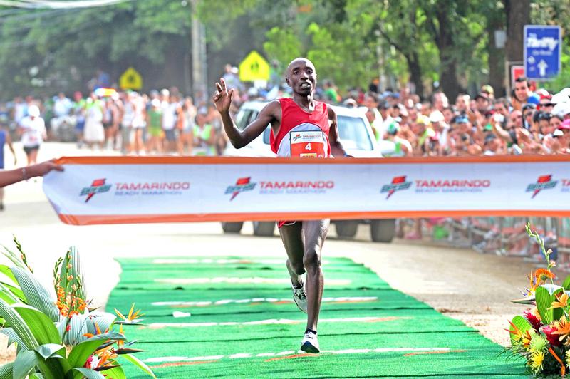 Problemas con la Visa, no permitieron a Etíopes correr el Tamarindo Beach Marathon