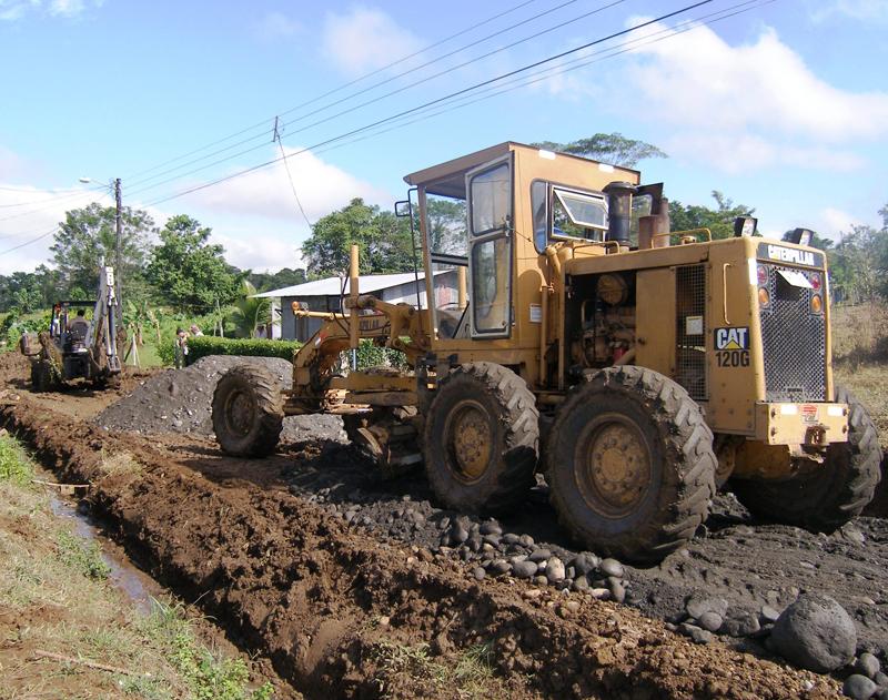 Municipios de Guanacaste dan prioridad a caminos de lastre, con préstamo del BID
