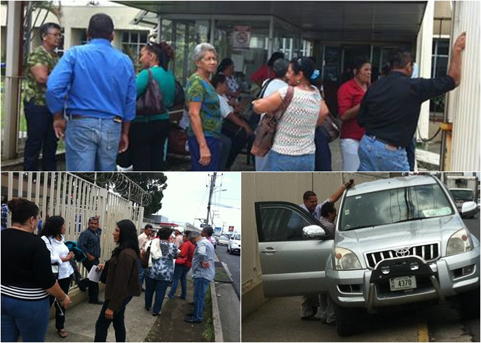 Vecinos denuncian anomalías en basurero del Cantón Santa Cruz