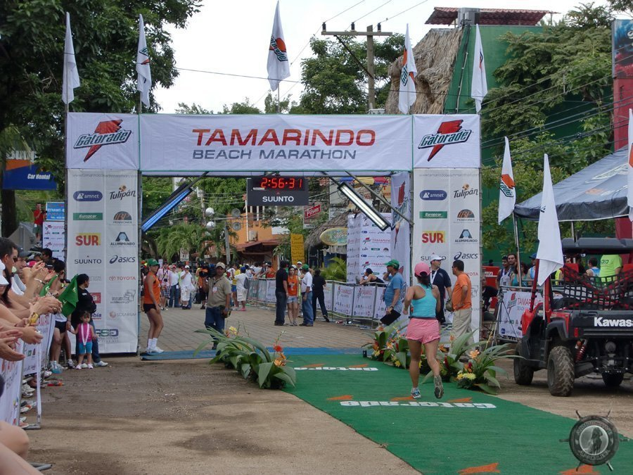 Siete corredores de clase mundial, participaran en la Maratón Tamarindo Beach