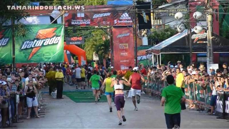 [Audio]Tamarindo Beach Marathon, se correrá este próximo sábado 21 de Setiembre