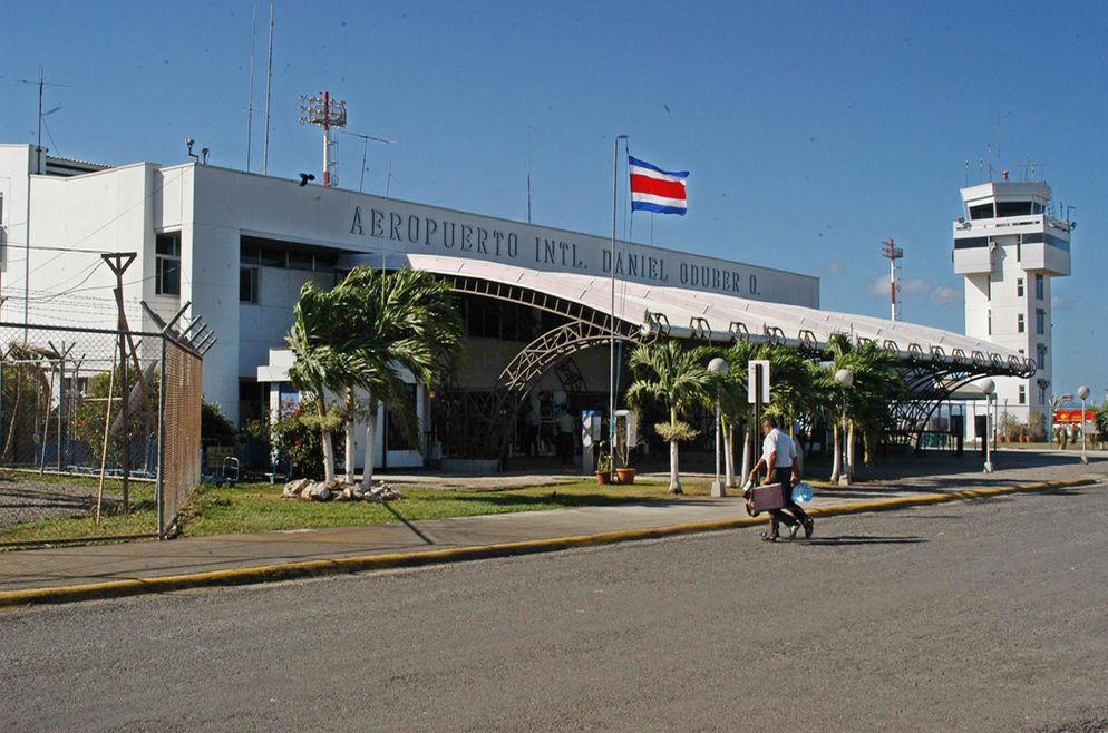 Aeropuerto Internacional Daniel Oduber en Liberia, atrae más turistas de Estados Unidos y Canadá