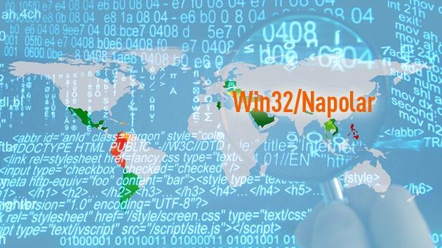 Un nuevo virus informático se propaga por América Latina a través de Facebook  Texto completo en: http://actualidad.rt.com/sociedad/view/107826-virus-bot-troyano-america-latina-facebook