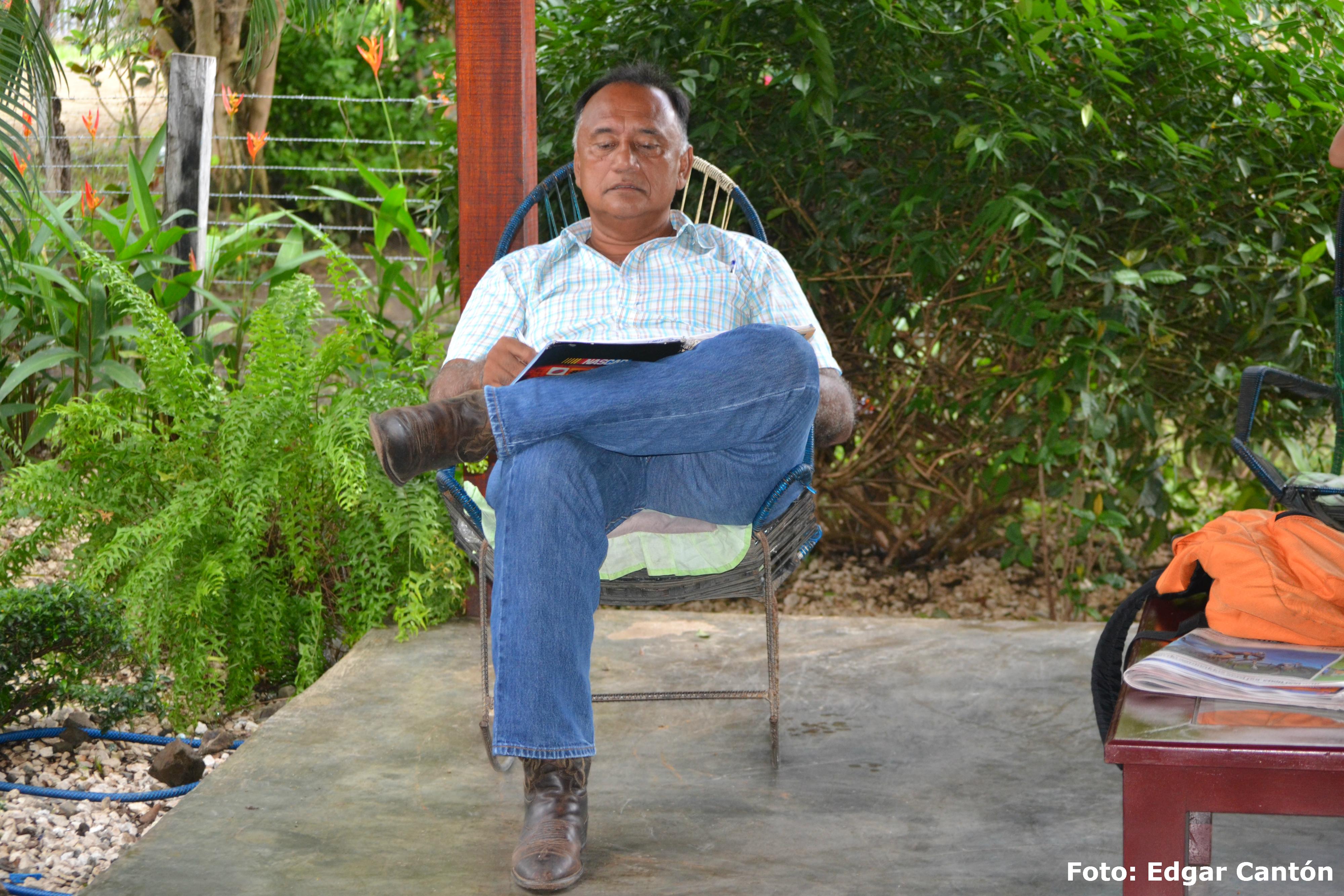 Líder comunal de Carrillo preocupado por lo que está sucediendo en la provincia de Guanacaste
