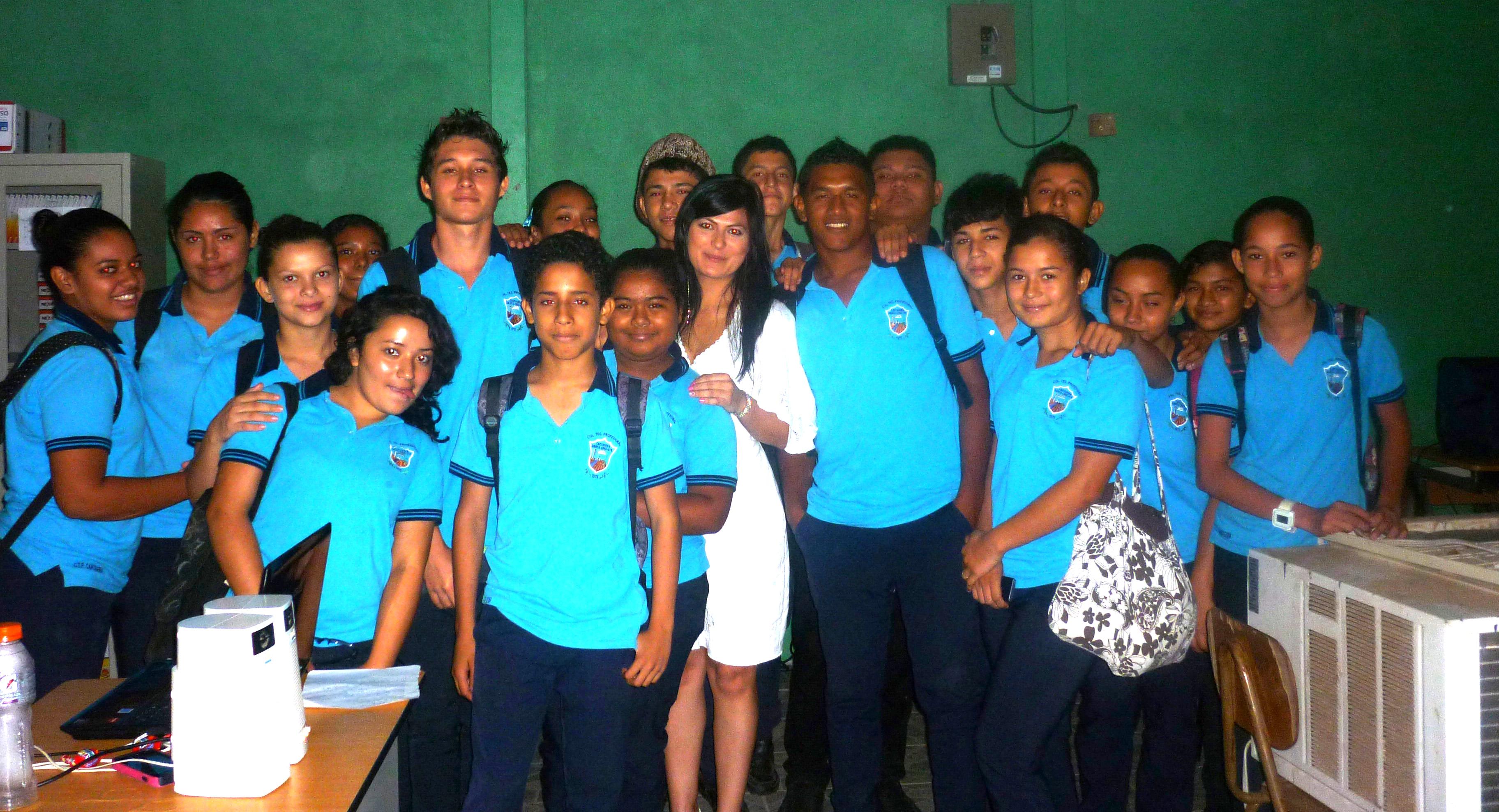 Alumnos del CTP Cartagena realizarán feria institucional, para decirle NO a las drogas