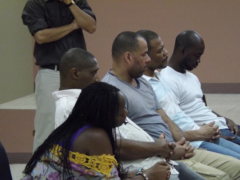 Tribunales de Justicia de Liberia condenan a 12 y 10 años a dos extranjeros por Narcotráfico