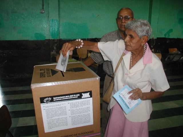 Guanacaste contará con 542 juntas receptoras de votos