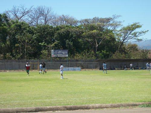 Santa Cruz triunfa en Casa contra Carrillo, en la eliminatoria rumbo a los juegos Deportivos Nacionales