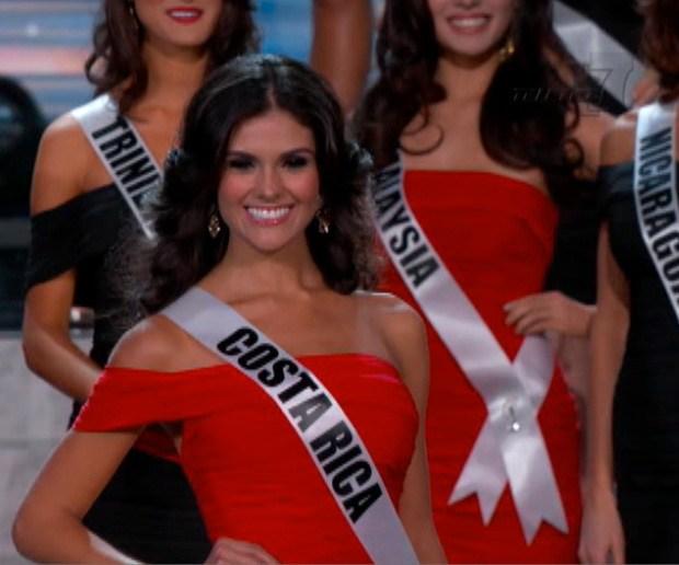 Gracias Fabiana Granados por representar a Costa Rica, y poner el nombre de Guanacaste en todo el orbe