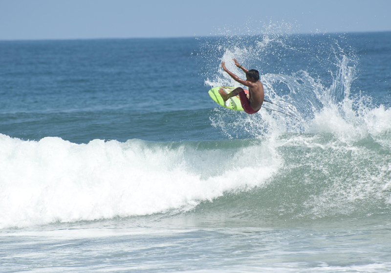 Tamarindo, Avellanas, Marbella y Playa Negra serán sede de circuito Provincial de Surf
